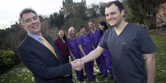 The Northern Echo Features Kingsgate Dental